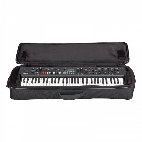 Yamaha YC61 Digital Stage Piano with Carry Case - Top