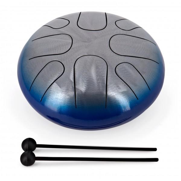 Pearl Metal Spirit Tongue Drum G Major, Natural Blue Fade