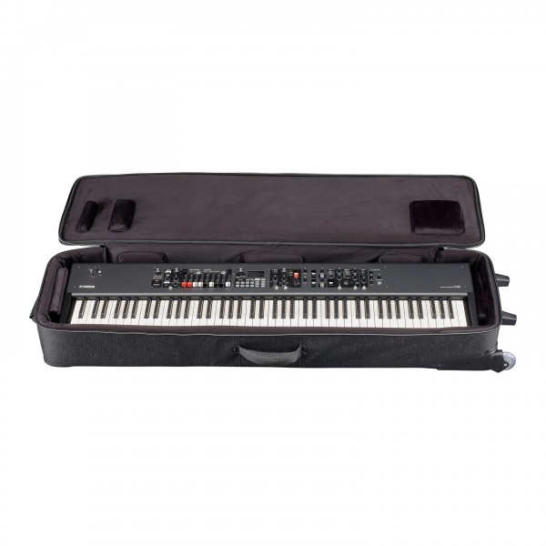 Yamaha YC88 Digital Stage Piano with Carry Case - Full Bundle