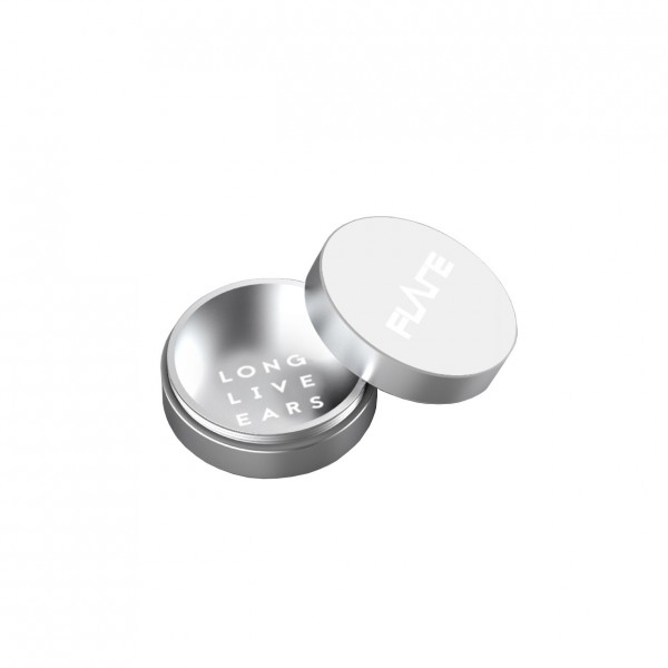Flare Audio Pocket Capsule, Silver - Front