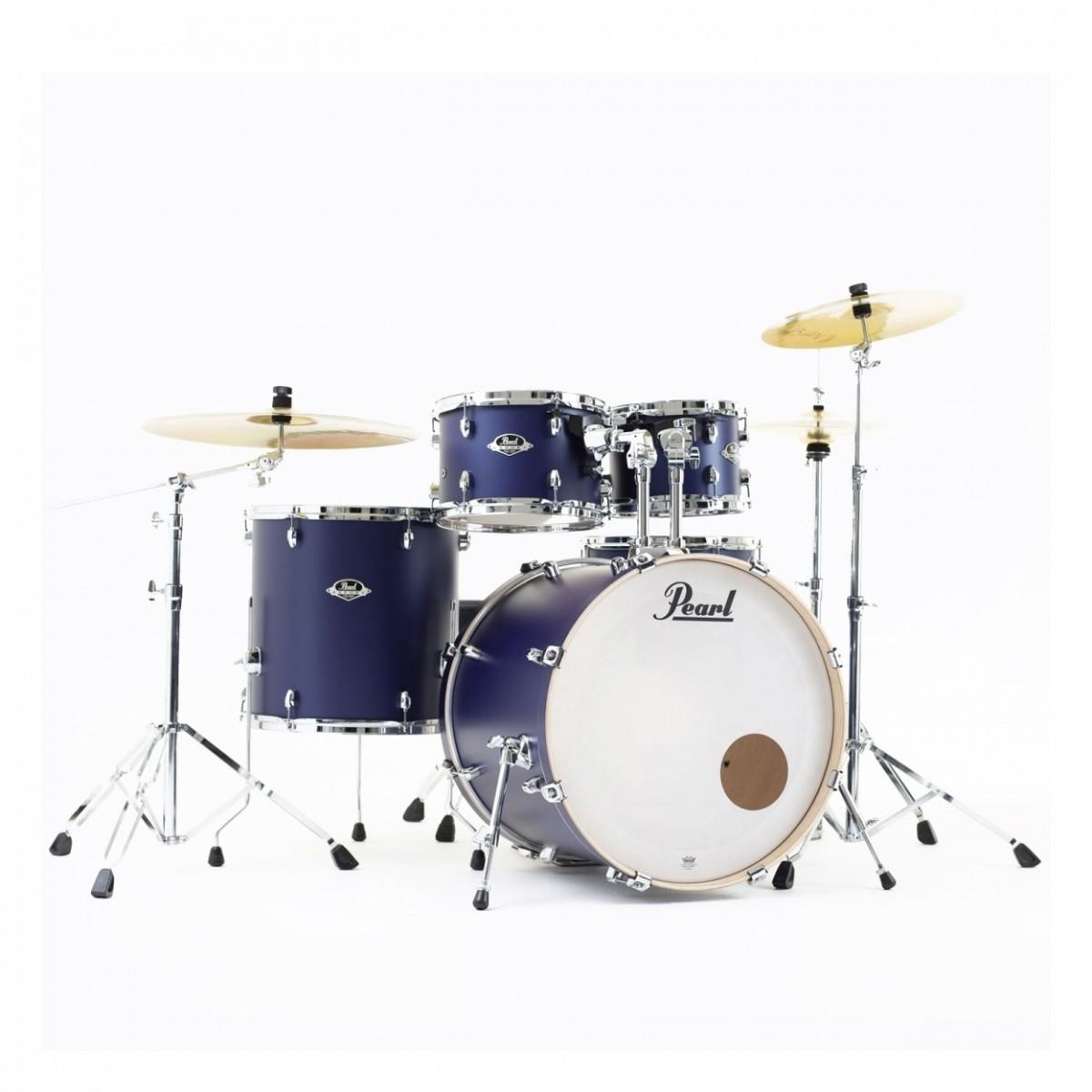 Pearl Export EXL 22'' American Fusion Drum Kit, Indigo Night