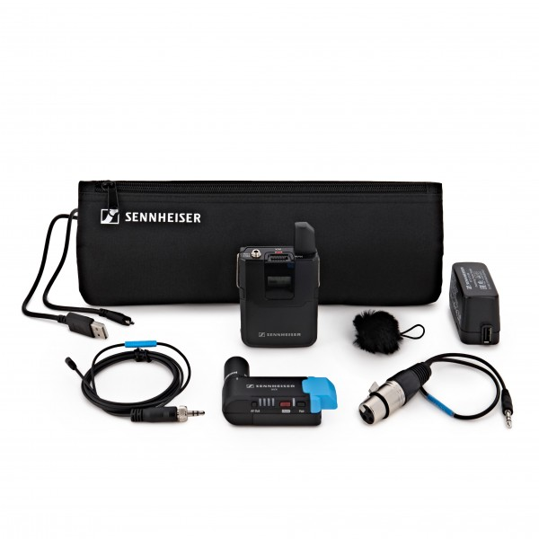 Sennheiser AVX-MKE2-3 Digital Wireless Lavalier Microphone Set
