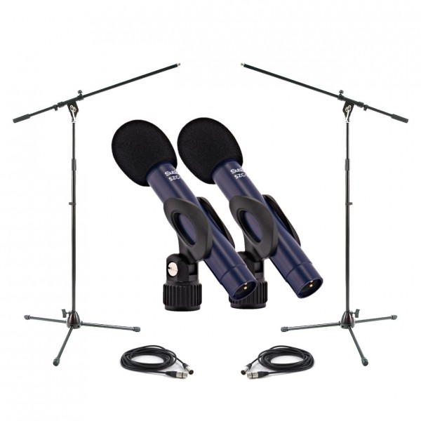 SubZero SZC-100 Microphone Recording Pack