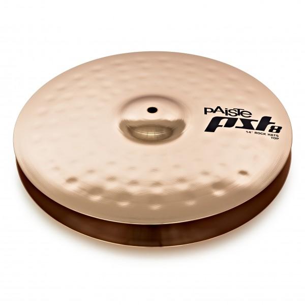 Paiste PST 8 Reflector 14'' Rock Hi-Hat Cymbals