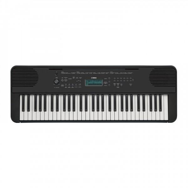 Yamaha PSR E360 Portable Keyboard, Black