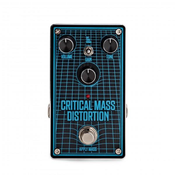 SubZero Critical Mass Distortion Pedal