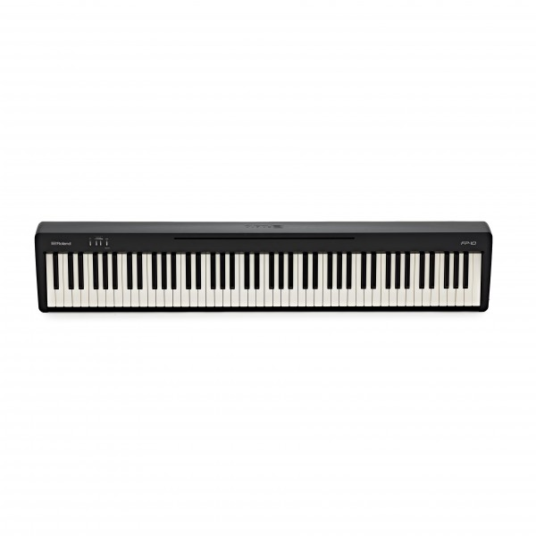 Roland FP 10 Digital Piano, Black