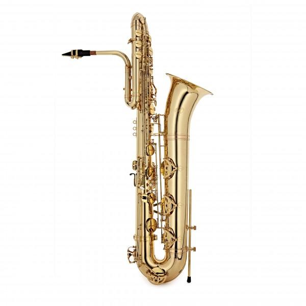 Rosedale Bass Saxophone, Gold