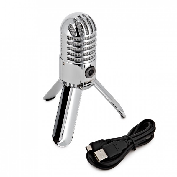 Samson Meteor USB Studio Condenser Microphone