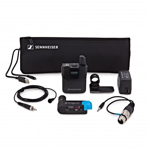 Sennheiser AVX-ME2-3 Digital Wireless Lavalier Microphone Set