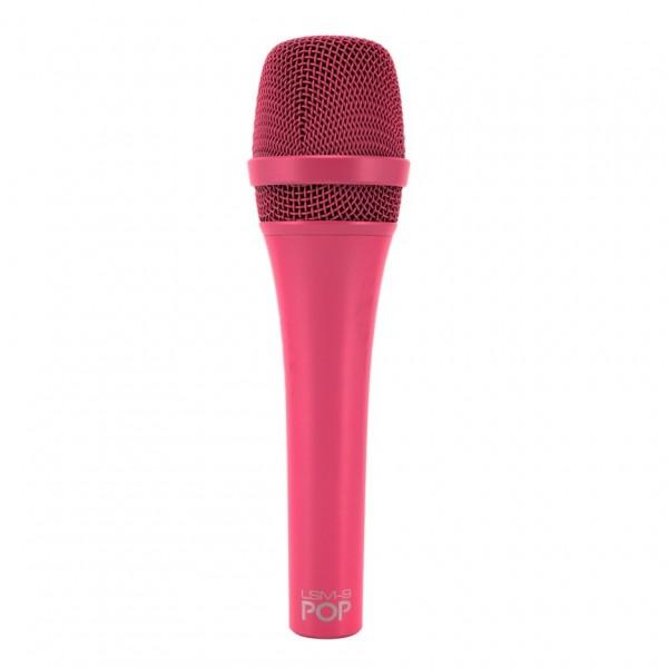 MXL LSM9 Dynamic Vocal Microphone, Magenta