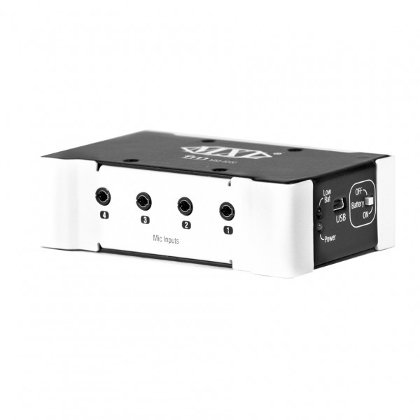 MXL MM-4000 Mini Mixer+ for Phones, Tablets, DSLRs and Computers