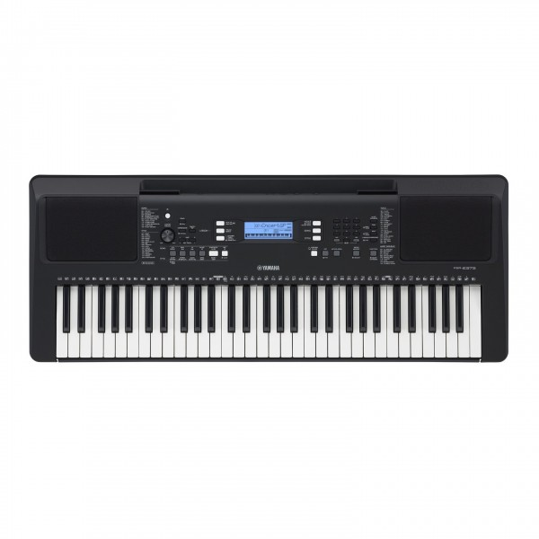 Yamaha PSR E373 Portable Keyboard, Black