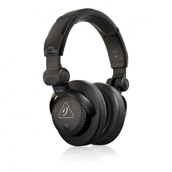 Behringer HC 200 DJ Headphones - Angled Right
