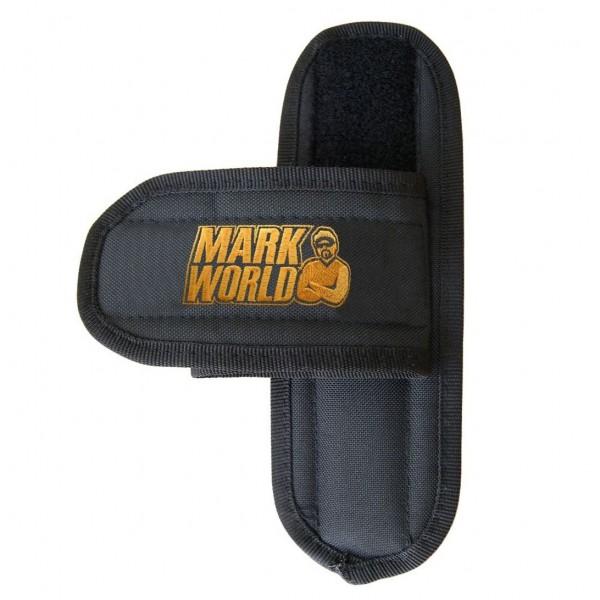 Markbass Basskeeper Bass Guitar Strap - Front View