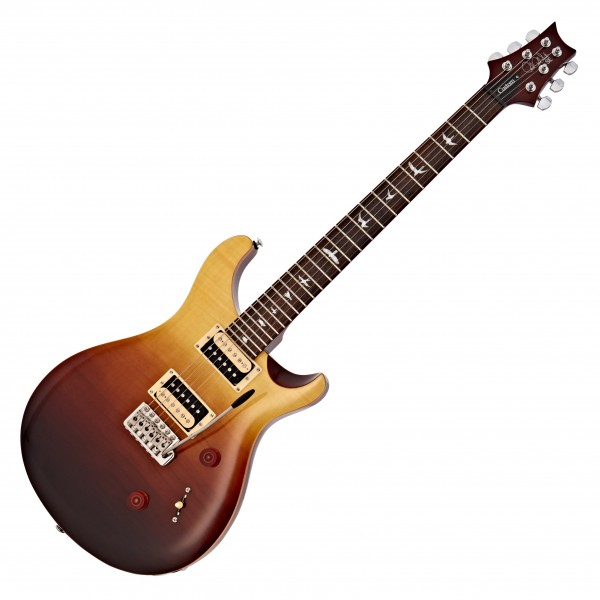 PRS SE Custom 24 Limited Edition, Amber Fade