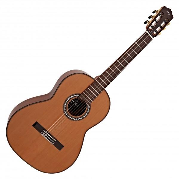 Cordoba C9 Luthier Series Parlour Classical Guitar, Natural Cedar