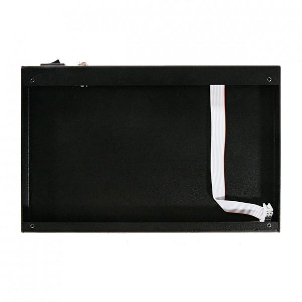 Verbos Black Box 42TE Flat Case - Top