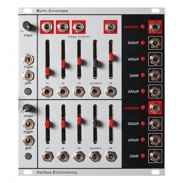 Verbos Electronics Multi-Envelope - Top