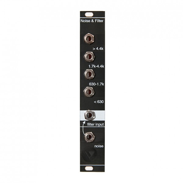 Verbos Electronics Noise & Filter - Top