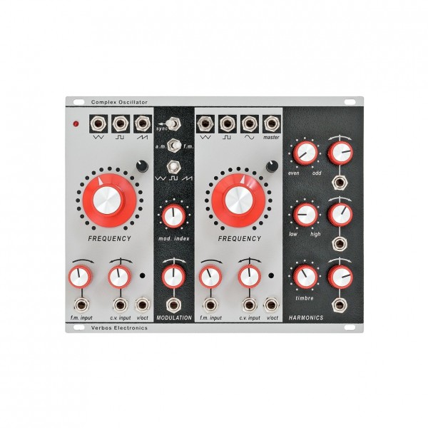 Verbos Electronics Complex Oscillator - Top