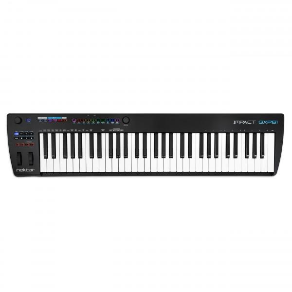 Nektar Impact GXP 61 MIDI Keyboard