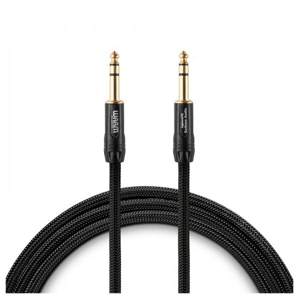 Warm Audio Premier Series Studio & Live TRS Cable, 1.8m - Coiled