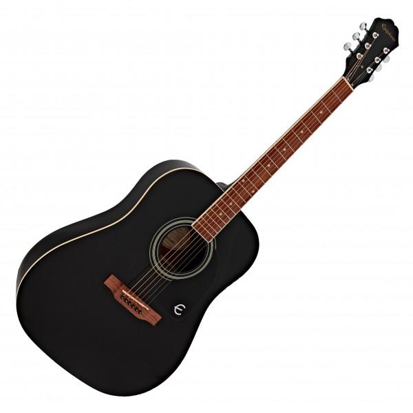 Epiphone Songmaker DR-100 Acoustic, Ebony