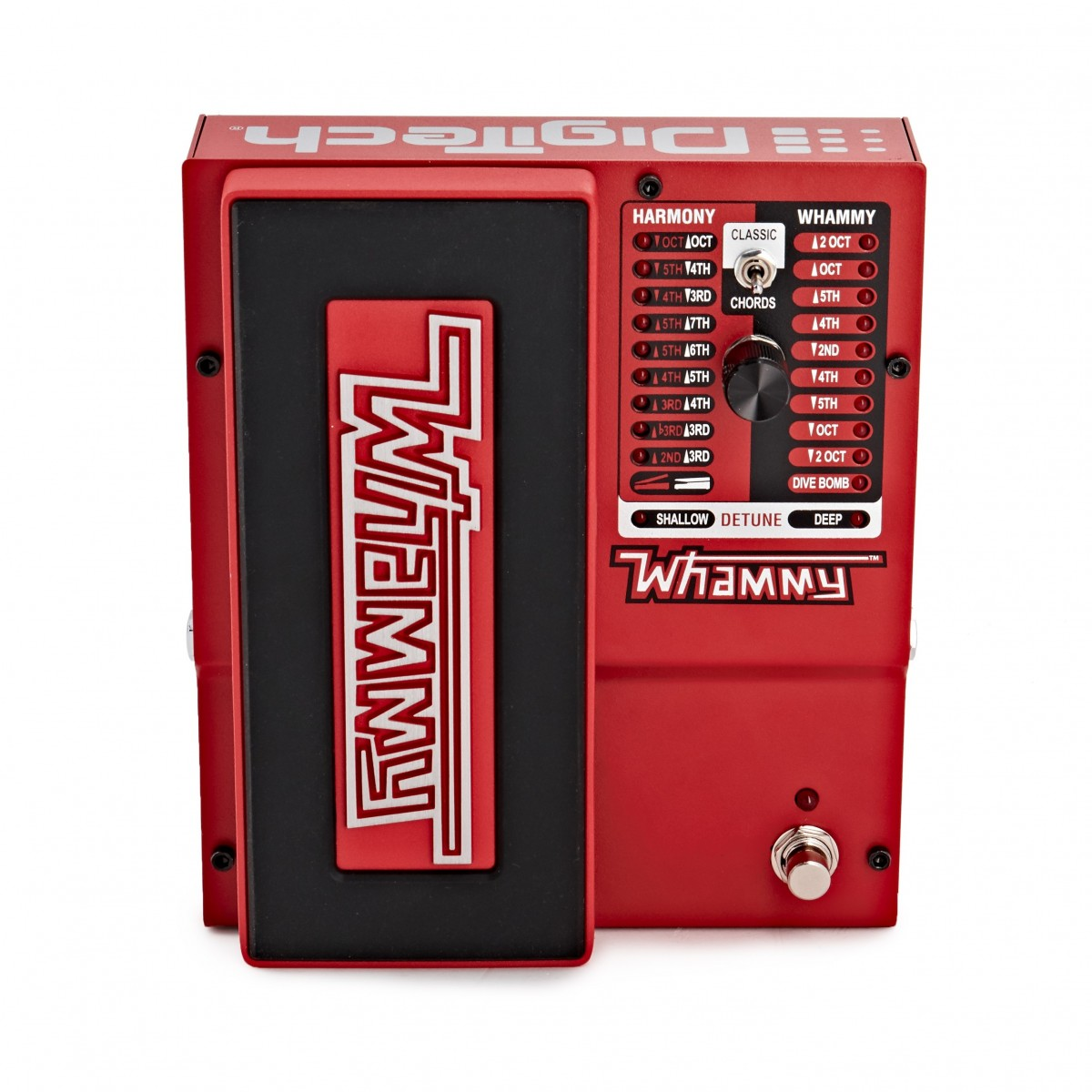 Click to view product details and reviews for Digitech Whammy 5th Gen Pedal Nearly New.