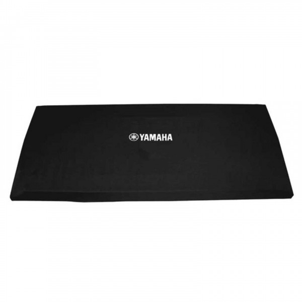 Yamaha DC-110 Dust Cover for 61 Note Keyboards from the top
