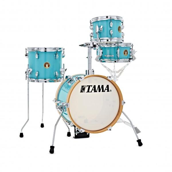 "Tama Club-Jam 16"" Flyer Shell Pack, Candy Aqua Blue"
