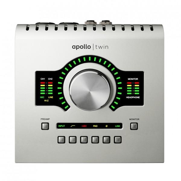 Universal Audio Apollo Twin USB Heritage Edition (Win) - Top