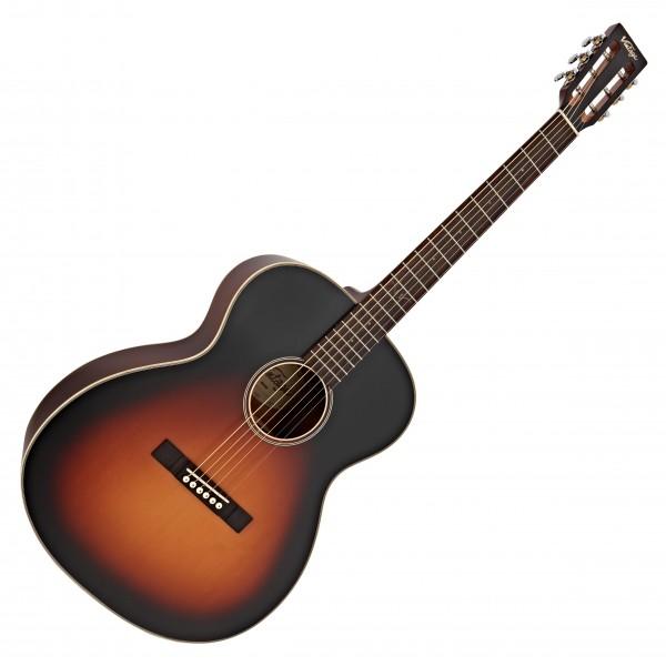 Vintage Historic Series VE440 Electro Acoustic Guitar