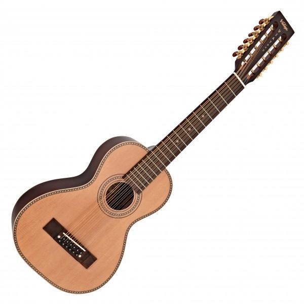 Vintage Viator V12 Unison Electro Acoustic Guitar