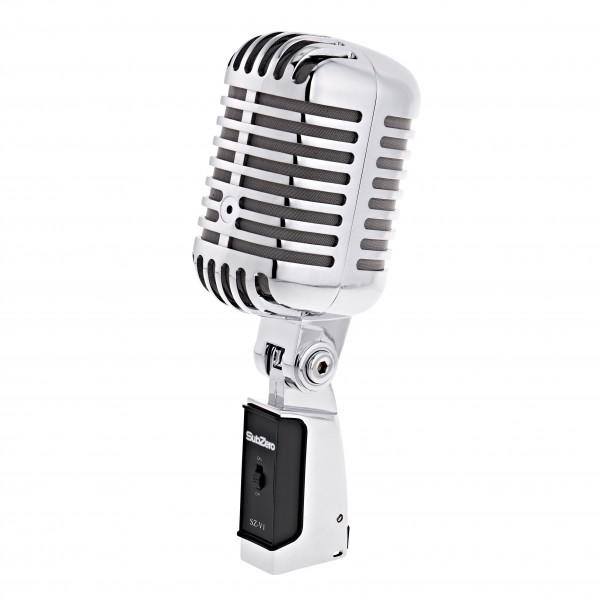 SubZero SZ-V1 Vintage Style Microphone