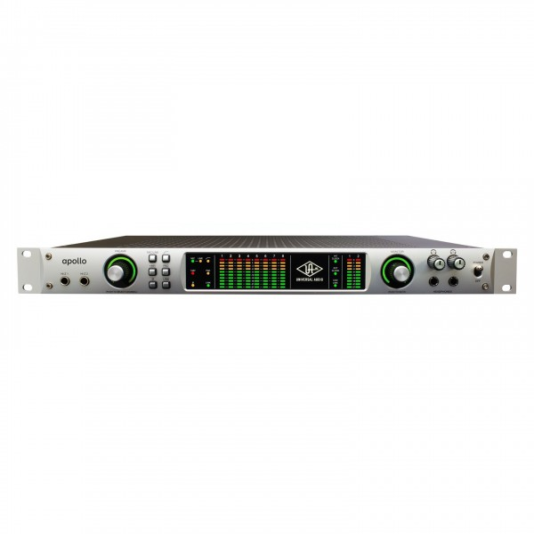 Universal Audio Apollo Quad Firewire Audio Interface - Front