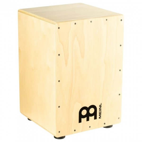 Meinl Percussion Headliner Cajon, Rubber Wood