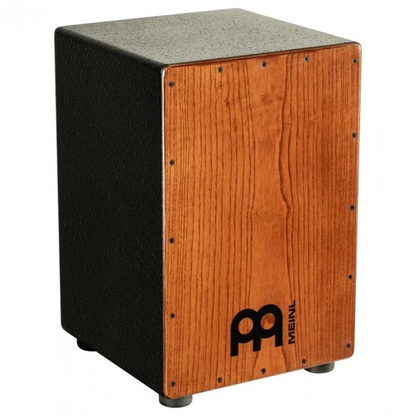 Meinl Percussion Headliner Cajon, Stained American White Ash