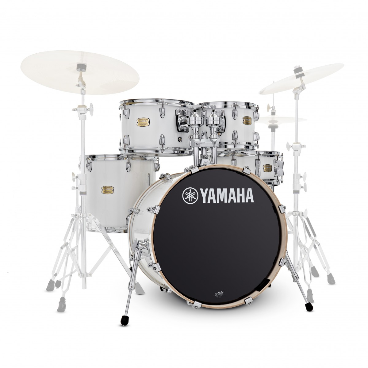 Click to view product details and reviews for Yamaha Stage Custom Birch 20 5pc Shell Pack Pure White.