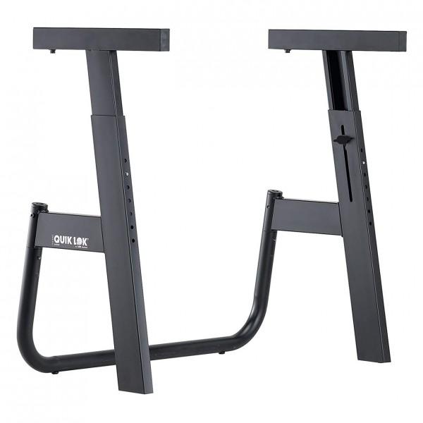 Quiklok M-91 Monolith Single-Tier Keyboard Stand