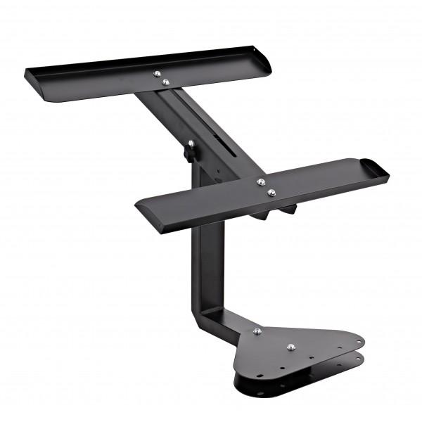 Sefour Laptop - CDJ Stand for X25/X15/X10/X5 (44cm Width), Black