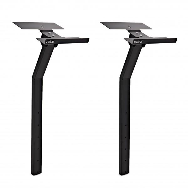 Sefour Speaker Brackets for X90/X60/X30/X10 (Pair), Black