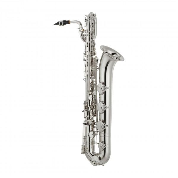 Yamaha YBS62S Baritone Saxophone, Silver