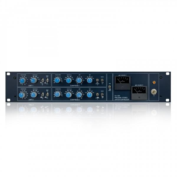 Stam Audio SA-609 – Analog Diode bridge compressor/ Limiter