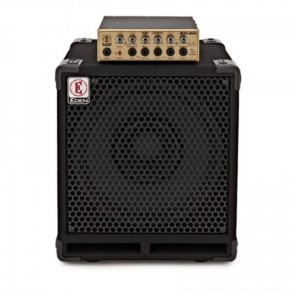 Eden WTX264 Bass Head & E112 Cab Bundle