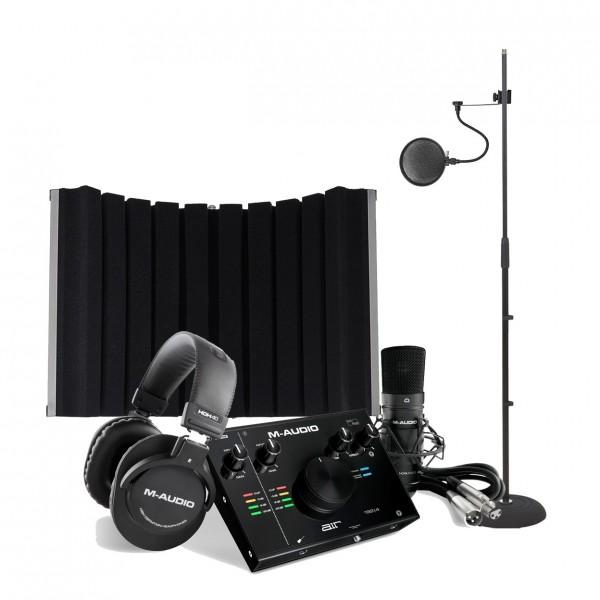 M-Audio AIR 192 Vocal Studio Bundle - Full Bundle