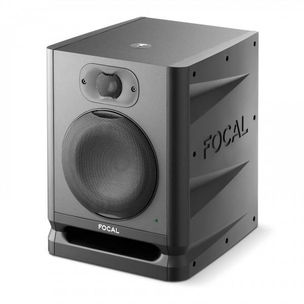 Focal Alpha 65 Evo Active Studio Monitor - Angled