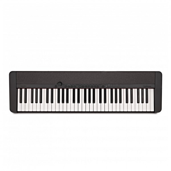 Casio CT-S1 Portable Keyboard, Black