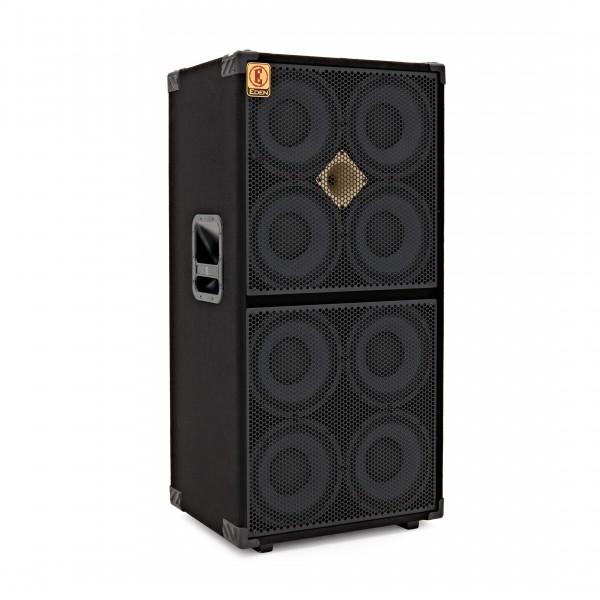 Eden P810XST4 8x10 Bass Cab, 4 Ohm