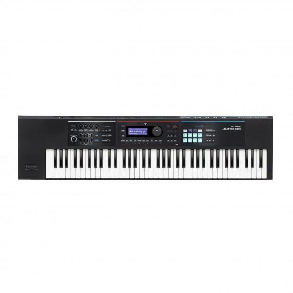 Roland Juno-DS76 - Top